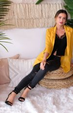 KRISTINA SCHULMAN at Justfab and Shoedazzle Present: The Desert Oasis in Los Angeles 04/04/2019