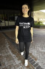 KYM MARSH at Sharp Project in Manchester 04/13/2019