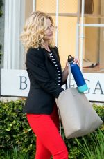 KYRA SEDGWICK Out Shopping in Los Angeles 04/05/2019