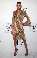 LAMEKA FOX at 10th Annual DVF Awards in New York 04/11/2019