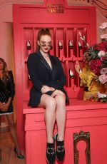 LARSEN THOMPSON at Hotel Vivier Cocktail Party in Los Angeles 04/02/2019