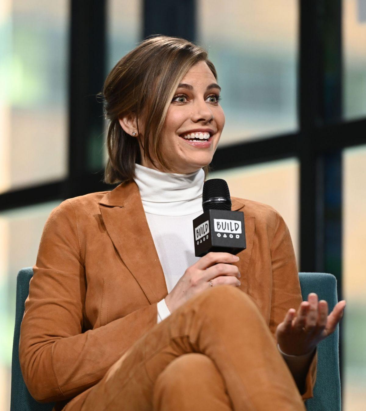Lauren Cohan 2019