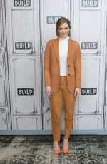 LAUREN COHAN at AOL Build in New York 04/04/2019
