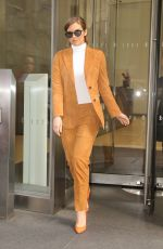LAUREN COHAN Out and About in New York 04/03/2019