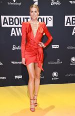LENA GERCKE at About You Awards 04/18/2019