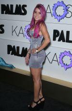 LETICIA BUFONI at Kaos Grand Opening in Las Vegas 04/05/2019