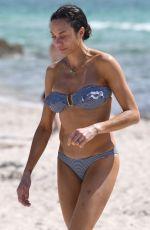 LILLY BECKER in Bikini in Miami Beach 04/12/2019