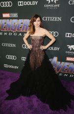 LINDA CARDELLINI at Avengers: Endgame Premiere in Los Angeles 04/22/2019