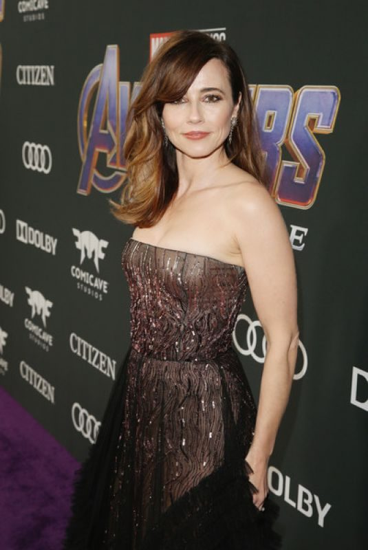LINDA CARDELLINI at Avengers: Endgame Premiere in Los Angeles 04/22/2019
