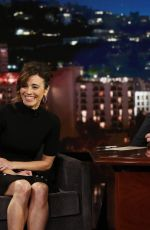 LINDA CARDELLINI at Jimmy Kimmel Live 04/15/2019