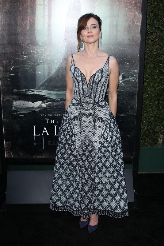 LINDA CARDELLINI at The Curse of La Llorona Premiere in Los Angeles 04/15/2019