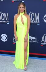 LINDSAY ELL at 2019 Academy of Country Music Awards in Las Vegas 04/07/2019