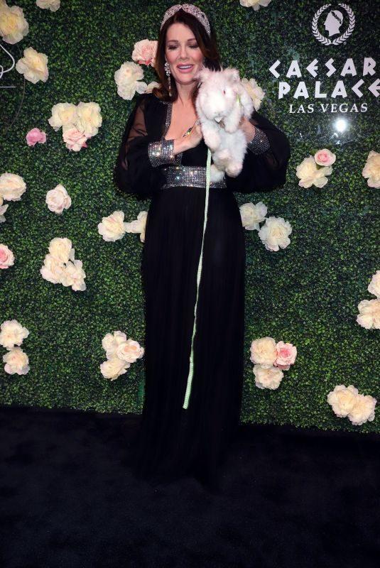 LISA VANDERPUMP at Vanderpump Cocktail Garden Opening in Las Vegas 03/31/2019