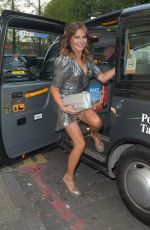 LIZZIE CUNDY at Once Upon a Time in London Premiere in London 05/15/2019
