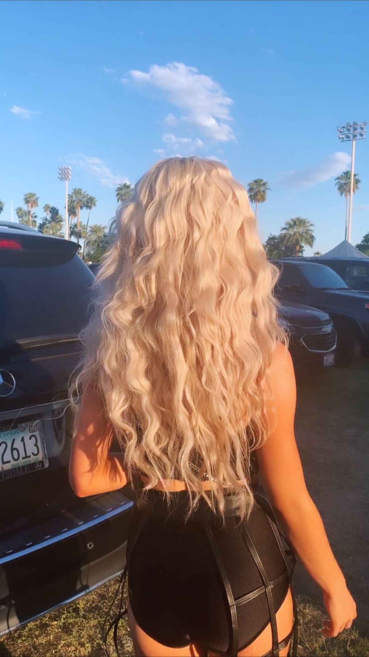 LOREN GRAY at Coachella Valley – Instagram Pictures and ...