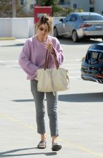 LORI LOUGHLIN Out in Los Angeles 04/10/2019