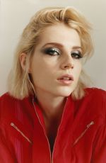 LUCY BOYNTON for Interview Magazine, Spring 2019