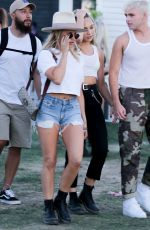 MADDIE ZIEGLER at Coachella Festival in Indio 04/12/2019