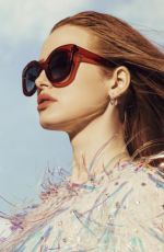 MADELAINE PETSCH for Prive Revaux 2019 Collection
