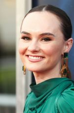 MADELINE CARROLL at Breakthrough Premiere in Los Angeles 04/11/2019