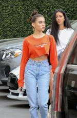 MADISON BEER and CINDY KIMBERLY at Epione Clinic in Beverly Hills 04/03/2019