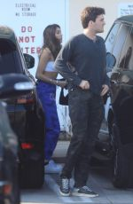 MADISON BEER at Le Petit Four in Hollywood 04/19/2019