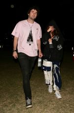 MADISON BEER Night Out at Coachella in Indio 04/13/2019