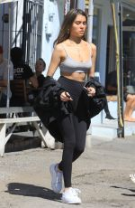 MADISON BEER Out and About in West Hollywood 04/06/2019