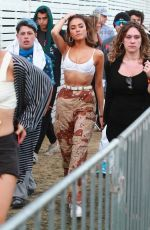 MADISON BEER Out at Coachella 2019 in Indio 04/14/2019