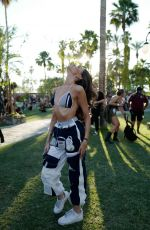 MADISON BEER Out at Coachella Valley Music and Arts Festival in Indio 04/14/2019