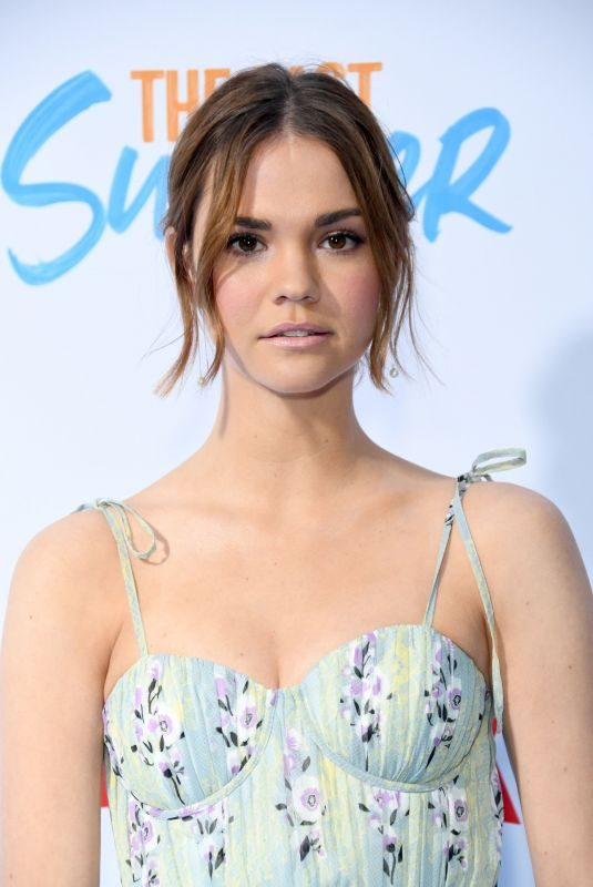 MAIA MITCHELL at The Boys Premiere at Tribeca Film Festival 04/29/2019