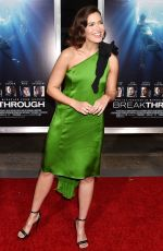 MANDY MOORE at Breakthrough Premeire in Los Angeles 04/12/2019