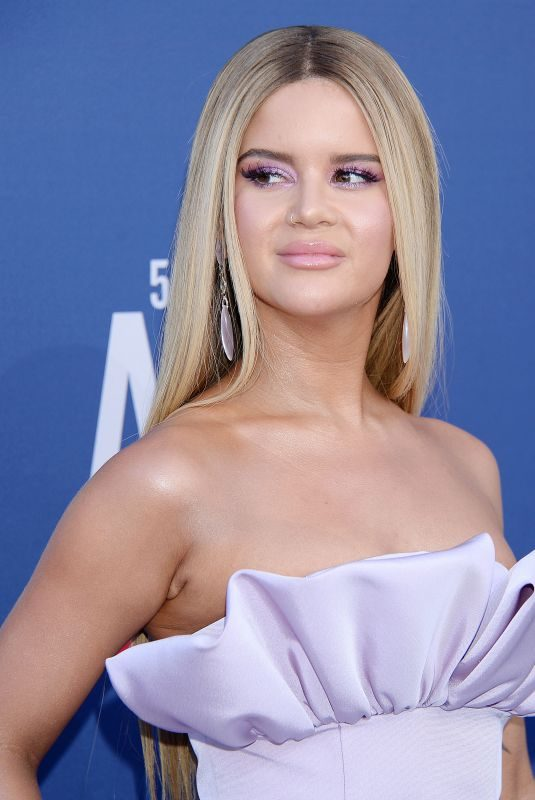 MAREN MORRIS at 2019 Academy of Country Music Awards in Las Vegas 04/07/2019