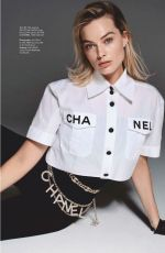 MARGOT ROBBIE in Elle Magazine, Australia May 2019