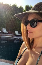 MARIA MENOUNOS in Bikini - Instagram Pictures, March 2019