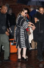 MARIAH CAREY Arrives at Wang Center in Boston 04/03/2019