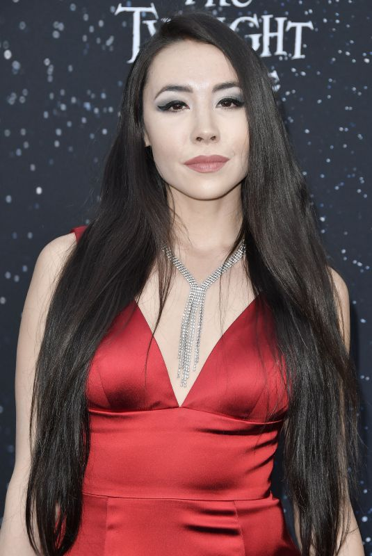 MARIKA SILA at The Twilight Zone Premiere in Hollywood 03/26/2019
