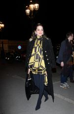 MARION COTILLARD Arrives at Diner du Cinema - Madame Figaro in Paris 04/12/2019