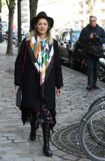 MARION COTILLARD at Tribute to Agnes Varda in Paris 04/02/2019
