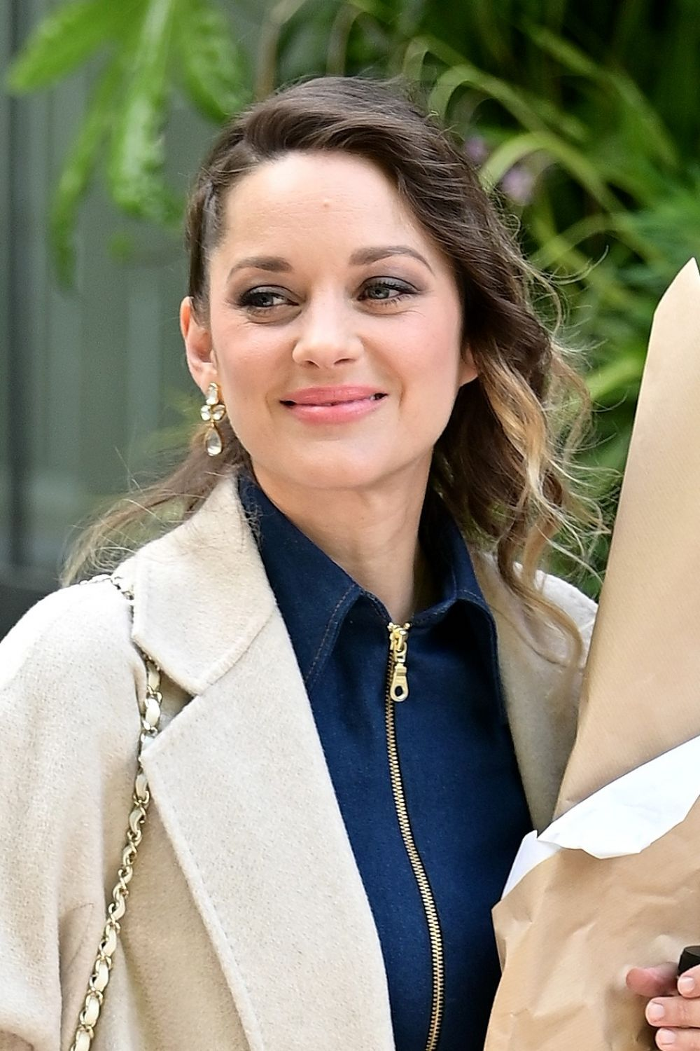 MARION COTILLARD Out and About in Paris 04/29/2019 ...
