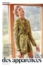 MARTHA HUNT in Grazia Magazine, France April 2019