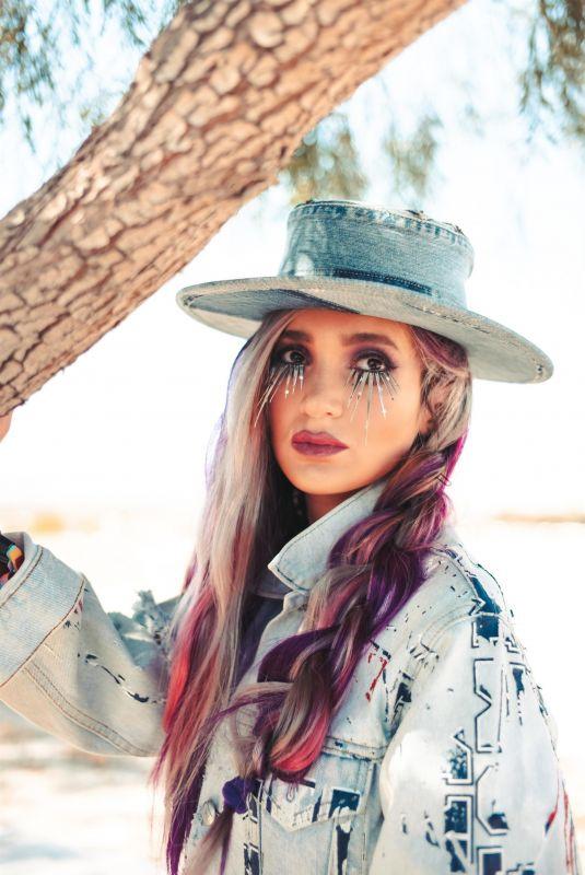 MEGAN PORMER at Coachella Festival in Indio 04/14/2019