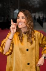 MELANIE BERNIER at International Thriller Film Festival in Beaune 04/03/2019