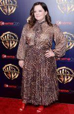 MELISSA MCCARTHY at Warner Brothers Presentation at Cinemacon 2019 in Las Vegas 04/02/2019