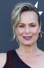 MELORA HARDIN at Freeform Summit in Los Angeles 03/27/2019