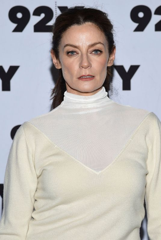 MICHELLE GOMEZ at Chilling Adventures of Sabrina Cast at 92Y in New York 04/04/2019