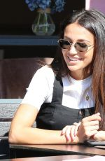 MICHELLE KEEGAN Out for Lunch in Hale Cheshire 04/06/2019