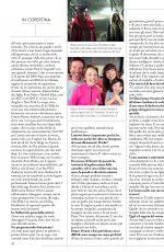 MILLA JOVOVICH in F Magazine, April 2019