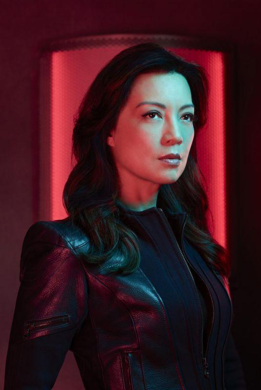 MING-NA WEN - Agents of S.H.I.E.L.D, Season 6 Poster