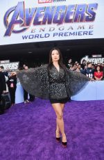 MING-NA WEN at Avengers: Endgame Premiere in Los Angeles 04/22/2019